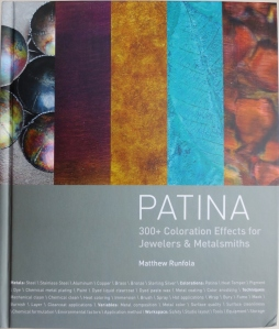 Patina - 300+ Coloration Effect for Jewelers & Metalsmiths, by Matthew Runfola